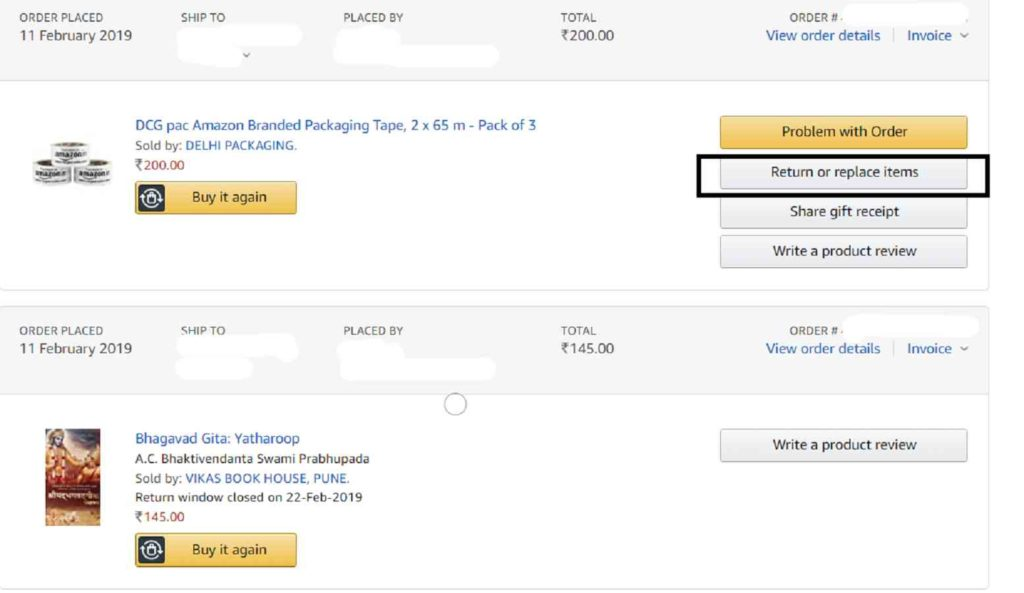 how to contact seller on amazon before purchase