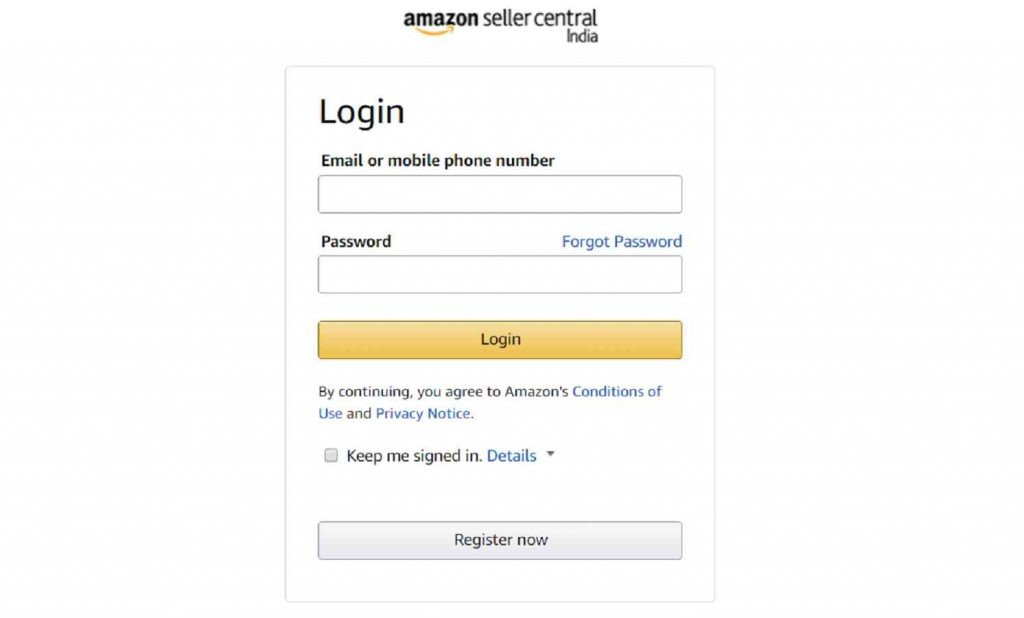 amazon account product id