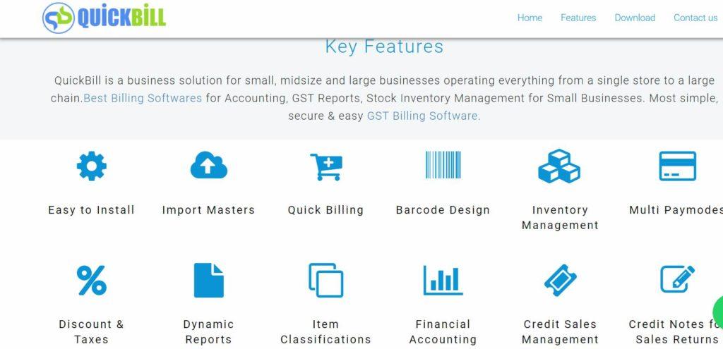 excel billing software