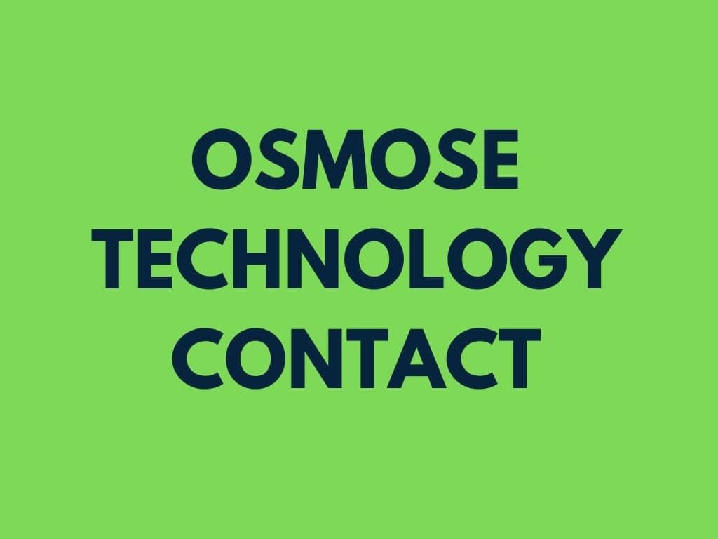 osmose technology pvt ltd login