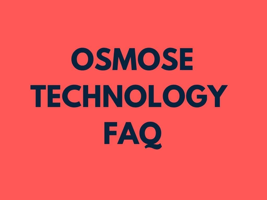 osmose technology wikipedia